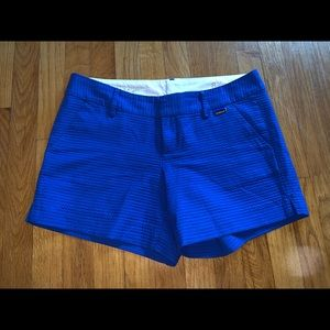 Lilly Pulitzer Callan shorts size 8